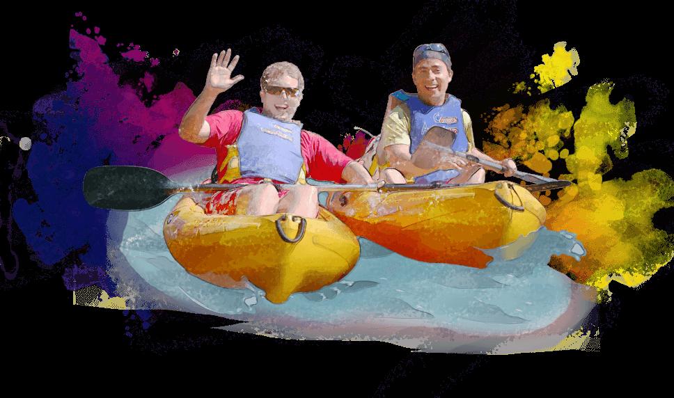 canoa-acuarela