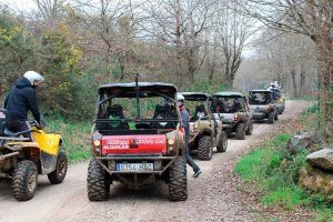 Alquiler de Buggies en Asturias con Cangas Aventura