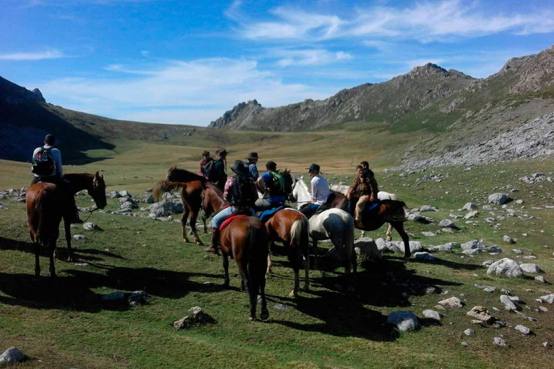 Rutas a Caballo en Asturias con Cangas Aventura
