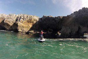 Rutas motos de agua en Asturias con Cangas Aventura