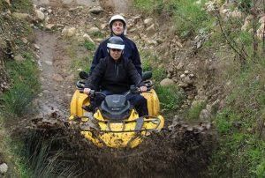 Rutas en quad Cangas Aventura