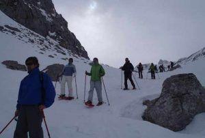 Ruta Raquetas de Nieve con Cangas Aventura
