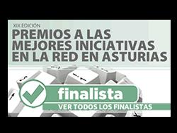 Finalista a los Premios Web de El Comercio