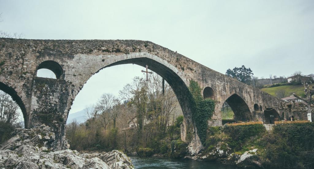 Qué ver en Asturias: Puente Romano de Cangas