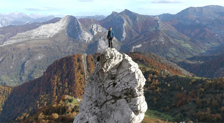 Fusu_la_muyer_tiatordos_senderismo_escalada_asturias