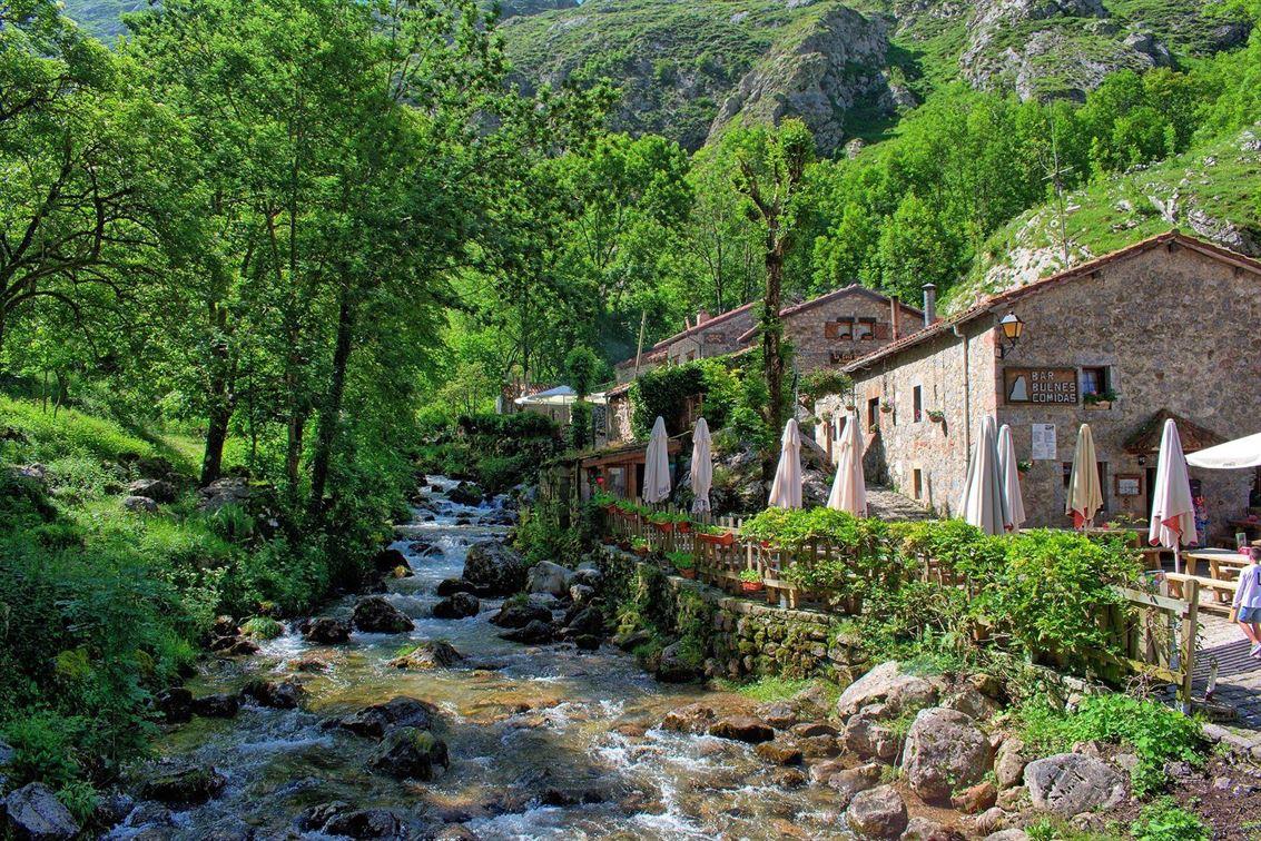 Bulnes, uno de los pueblos más bonitos de España